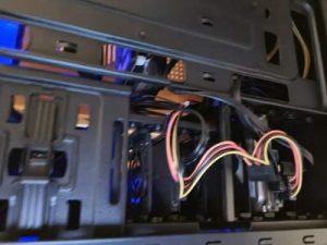 PC installation